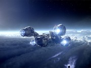 prometheus ship