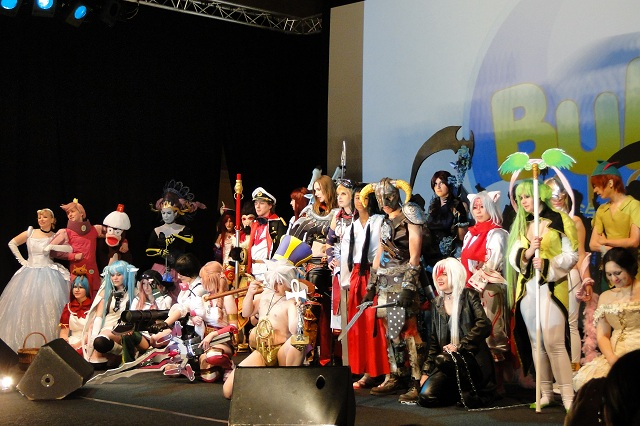 Made in asia 4 le big podium et le cosplay contest et for Salon made in asia