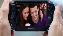 PS Vita Skype calling