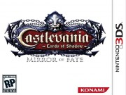 Castlevania 3ds cover