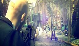 Hitman Absolution gunfight