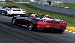 Test Drive Ferrari Racing Legends décapotable