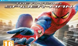 Spiderman amazing packshot