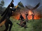 Un gameplay nerveux qui rend certaines classes, comme l'archer, ultra jouissive!