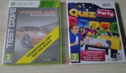 arrivage frl et quiz party