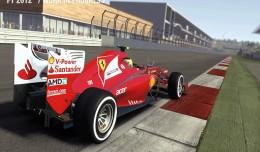 F1 2012 trailer