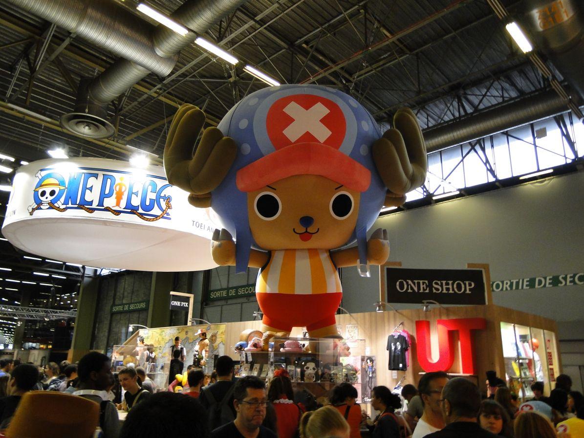 Stands Japan Expo : Japan expo paris ème impact mangas dvd autres n gamz