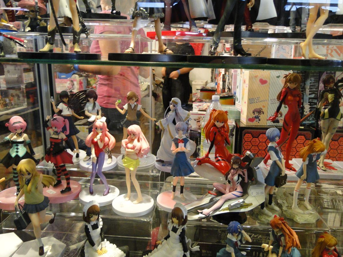 Anime Expo Stands : Japan expo paris ème impact goodies et merchandising