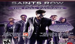 Saint's Row 3 The Full Package