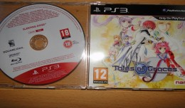 Tales of Graces x Sleeping Dogs