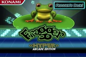 Frogger HAE Logo