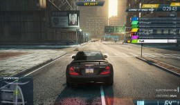 nfs most wanted gameplay