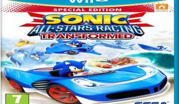 Sonic Racing Transformed - Special Edition Wii U