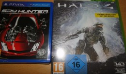 Spy Hunter et Halo 4