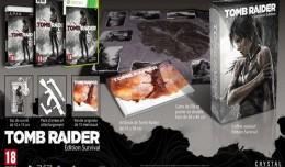 Tomb Raider Edition Survie