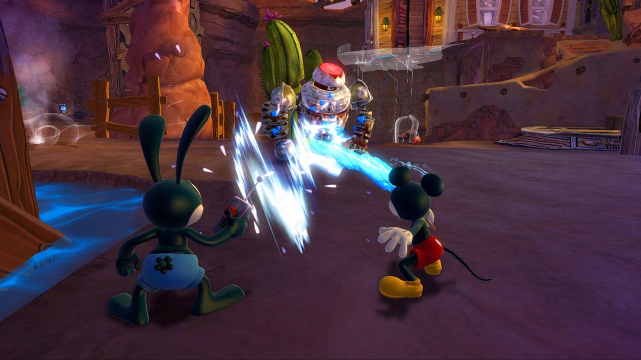 Epic Mickey Le Retour des Héros Picture 4
