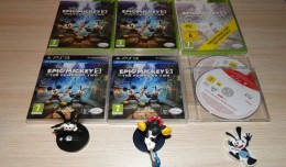 epic mickey 2 concours