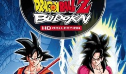 DBZ budokai HD Collection logo