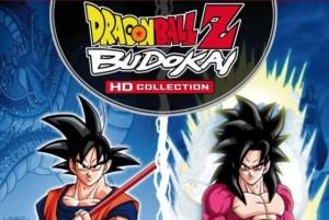 DBZ budokai HD Collection logo