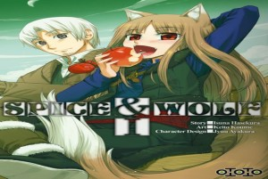 spice-and wolf tome 1