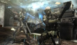 Metal Gear Rising Revengeance Test 1
