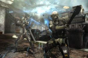 Metal Gear Rising Revengeance Test 1