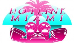 Hotline miami logo