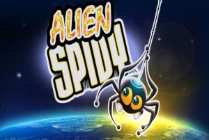 Alien Spidy Logo