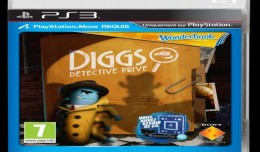 Diggs Nightcrawler PS3 Wonderbook