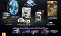Final Fantasy XIV collector logo