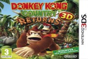 donkey kong country returns 3ds logo