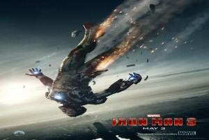 iron man 3 chute