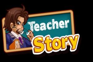 teacher story logo