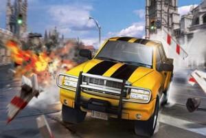 Crash City Mayhem Logo