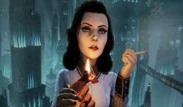 Elizabeth rapture infinite bioshock