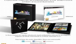 FFX remaster HD collector