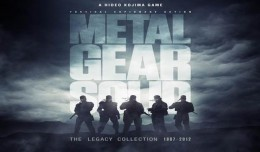 mgs the legacy collection