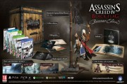 Assassin's creed 4 buccaneer edition unboxing