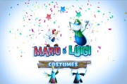 Rayman Legend Mario Luigi Wii U