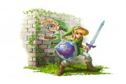 Zelda a link between worlds logo