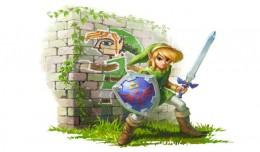 Zelda a link between worlds logo