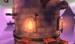 castle of illusion mickey mouse logo