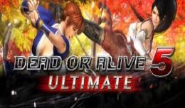 doa 5 ultimate logo