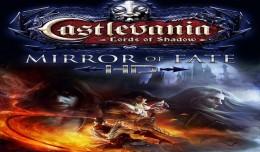 mirror of fate castlevania logo