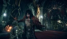 Sucer le sang de ses adversaires, une première dans un Castlevania!