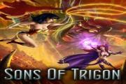 DCUO Sons of Trigon Logo