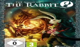 Night of the rabbit packshot
