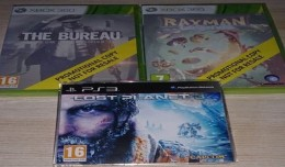 arrivage lost planet 3