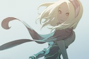 artwork gravity rush 2 picture 1