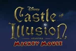 castle of illusion logo